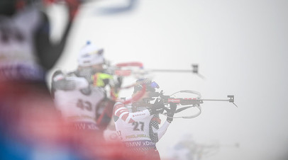 Отложенный старт: мужская индивидуальная гонка на этапе КМ по биатлону в Поклюке перенесена из-за тумана