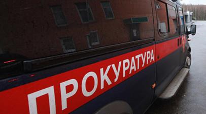 В Свердловской области проводят проверку по факту частичного обрушения перекрытия в школе