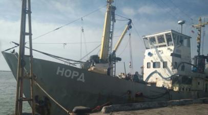 Москалькова оценила возможность обмена капитанов «Норда» и «ЯМК-0041»