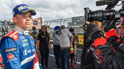 Шварцман заявил, что в гоночной академии «Феррари» довольны его выступлением в прошедшем сезоне