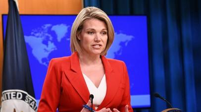 Трамп выдвигает Науэрт на должность постпреда при ООН