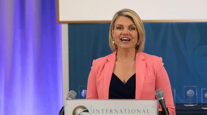 Эксперт прокомментировал решение Трампа выдвинуть Науэрт на должность постпреда при ООН