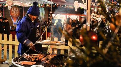 В Подмосковье проведут почти 360 ярмарок в декабре и новогодние праздники