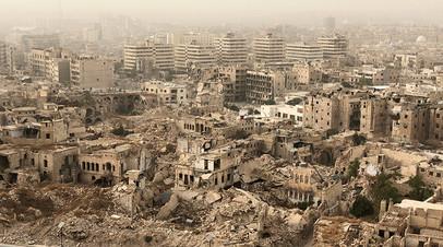 «Грубое давление на ОЗХО»: Минобороны ответило на обвинения Госдепа в «фальсификации» химатаки в Сирии