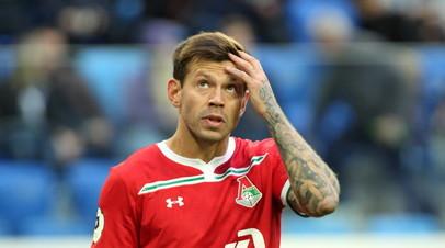 Смолов остался в запасе «Локомотива» на матч с «Оренбургом»