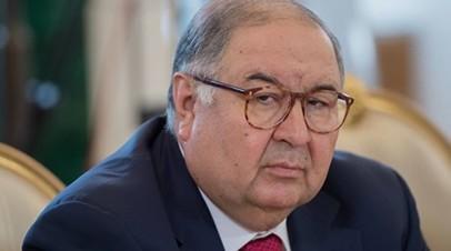 Российский бизнесмен Усманов рассказал, за что любит фехтование