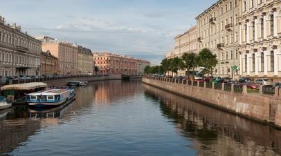 В Петербурге отреставрируют набережную левого берега реки Мойки
