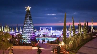 Крым рассчитывает принять на новогодние праздники по меньшей мере 150 тысяч туристов