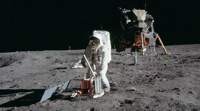 В NASA намерены предъявить Стефену Карри доказательства высадки астронавтов на Луну