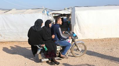 В Сирию за сутки вернулись почти 770 беженцев