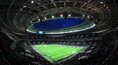 Эксперт оценил признание «Лужников» лучшим в мире стадионом по видимости поля с трибун