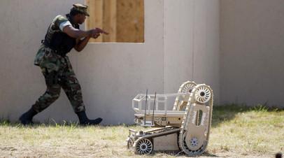 Атака роботов: в США заявили об опасности российского и китайского оружия на базе искусственного интеллекта