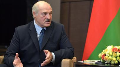 Лукашенко назвал чепухой заявления, что Россия «кормит» Белоруссию