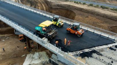 Дорожная отрасль Татарстана получила 27,4 млрд рублей в 2018 году