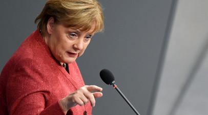 Эксперт оценил слова Меркель об отсутствии условий для отмены антироссийских санкций
