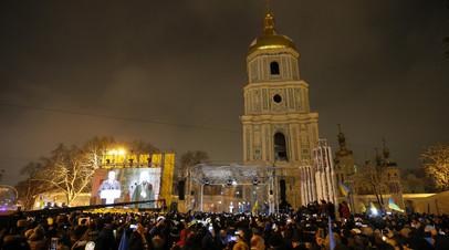 РПЦ: каноническая УПЦ продолжит работу на Украине после создания«новой церкви»