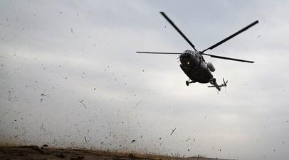 В результате жёсткой посадки Ми-8 в Томской области пострадали три человека