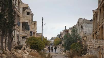 В ЦПВС сообщили об обстрелах Латакии и Алеппо со стороны боевиков