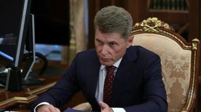 «Ответственный и надёжный руководитель»: Кожемяко победил на выборах главы Приморья