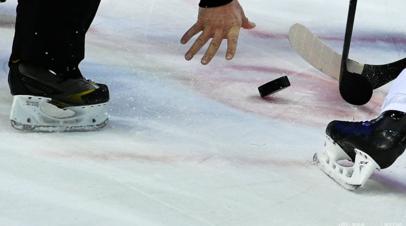 Подколзин вызван в молодёжную сборную России по хоккею