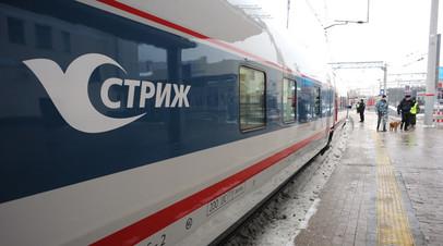 Перевозки пассажиров поездом Москва — Берлин выросли на 14,4%