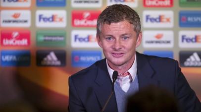 Сульшер заявил, что безумно рад вернуться в «Манчестер Юнайтед»