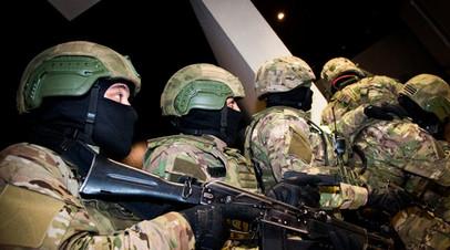 «Оказали вооружённое сопротивление»: сотрудники ФСБ нейтрализовали в Ставрополе готовивших теракты боевиков ИГ