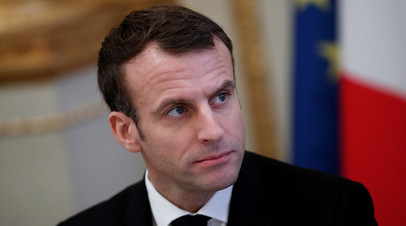 Макрон выразил сожаление из-за решения США вывести войска из Сирии