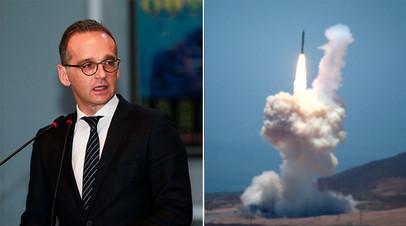 «Курс на возврат суверенитета»: почему глава МИД Германии выступил против размещения американских ядерных ракет в Европе