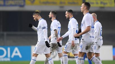 Букмекеры: в матче Серии А «Интер» — «Наполи» будет забито не более двух мячей