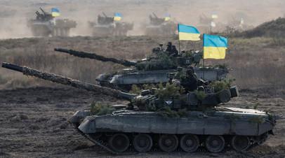В ЛНР обвинили ВСУ в использовании военного положения для наращивания сил в Донбассе