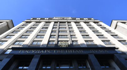 В Госдуме ответили на заявление «Нафтогаза» об инвестициях США в ГТС Украины