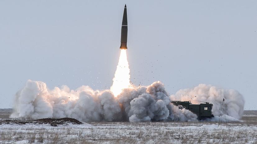 В США считают переговоры с Россией по ДРСМД «разочаровывающими»