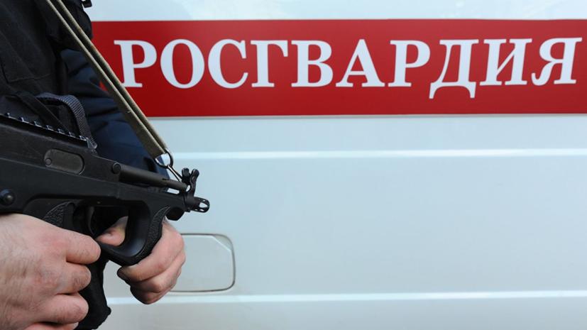В Чечне обстреляли передвижной пост МВД и Росгвардии