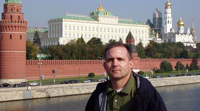Бывший морпех и директор по безопасности: что известно о задержанном ФСБ за шпионаж американце