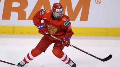 Подколзин занял третье место в рейтинге фаворитов драфта-2019 НХЛ