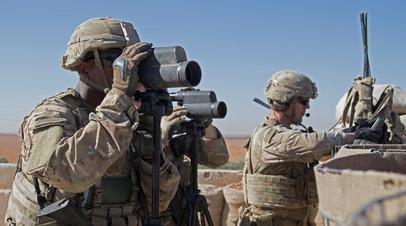 Поспешил с выводом: Трамп заявил, что не обещал быстрого ухода войск США из Сирии