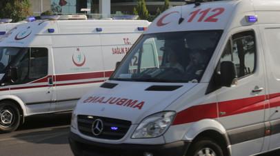 У берегов Турции затонуло грузовое судно с россиянами на борту