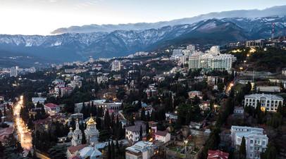Названы самые популярные крымские города в новогодние праздники