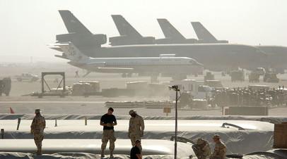 «Сохранить присутствие в регионе»: Вашингтон и Доха договорились о расширении крупнейшей авиабазы США на Ближнем Востоке