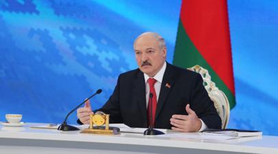 Лукашенко рассказал, в каком случае суверенитет Белоруссии «будет не нужен»