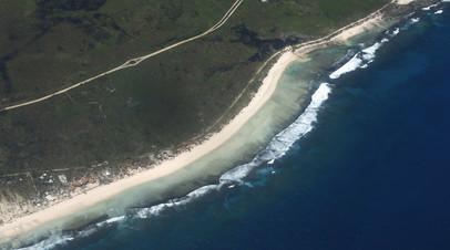 Землетрясение магнитудой 6,6 произошло у берегов Вануату