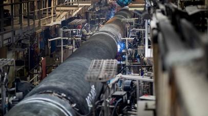 Эксперт оценил комментарий посла США в ФРГ по ситуации с «Северным потоком — 2»