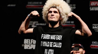 «Хабиба считают нелюдимым, Макгрегора — хулиганом»: Шестаков о звёздах UFC, признании самбо МОК и предложении Джоковичу
