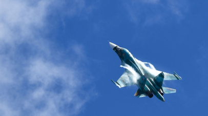 Спасатели нашли тело третьего лётчика Су-34