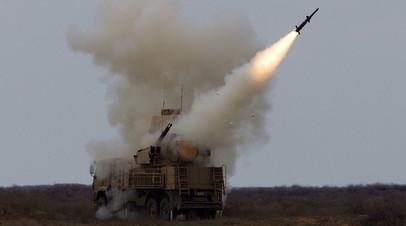 Под защитой «Панциря»: сирийские ПВО отразили авиаудар Израиля по аэропорту Дамаска