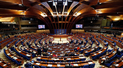 «Устали от постоянных нравоучений Украины»: делегация Киева не вошла в работающий над снятием санкций с РФ комитет ПАСЕ
