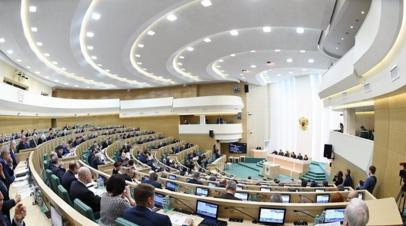 В Совфеде прокомментировали заявление о «позорном провале» политики властей Украины