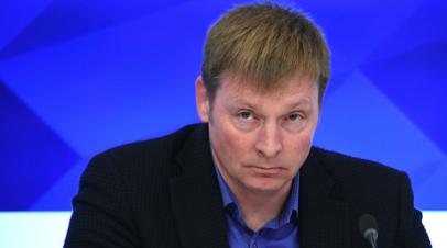IBSF не получала уведомлений об уходе Зубкова с поста главы Федерации бобслея России