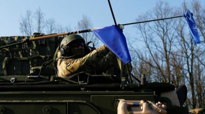 В Грузии в учениях НАТО в марте примут участие 17 стран-союзников